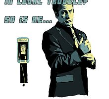 Better Call Saul by Travis Martin