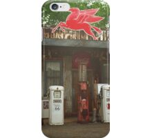 Route 66 Vintage Pumps iPhone Case/Skin