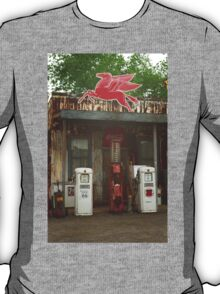 Route 66 Vintage Pumps T-Shirt