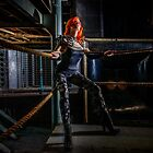 Ulorin Vex in Rachael Weiss: On the Ropes  by MarcW