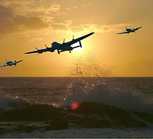 The Battle of Britain Memorial Flight by Colin J Williams Photography