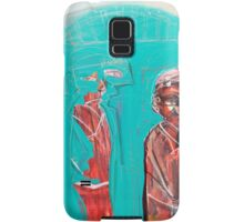 Slim slow slider Samsung Galaxy Case/Skin