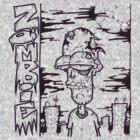 Zombie 4 by Crockpot