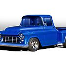 1956 Chevrolet 'Stepside' Pickup by DaveKoontz