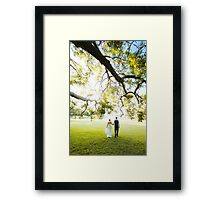 New Chapter Beginning Framed Print