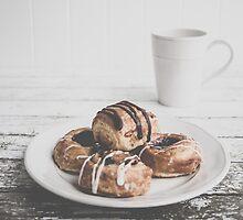 Coffee & Pastries by KJ DeWaal