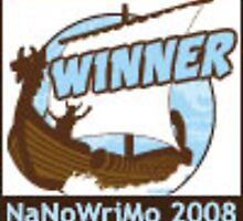 I'm A NaNoWriMo ☼WINNER!!!☼ YAY!!! ☺ by adgray