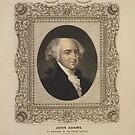 John Adams, 2nd president of the United States by Adam Asar