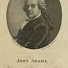 John Adams, President of the United States of America by Adam Asar