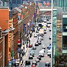 Urban Life, Manchester by Stephen Knowles