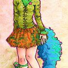 Momo Magic by FloralFawn