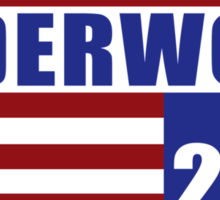 House of Cards - Underwood 2016 Sticker