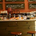 Cafe' dimoncato by Michael  Regan