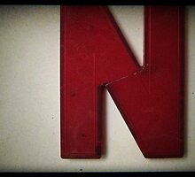 N by Steve Leadbeater