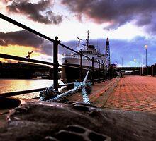 Princess Selandiar boat by davidautef