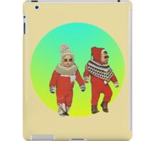 BABY THUGS. iPad Case/Skin