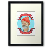 This is an Adventure. Framed Print