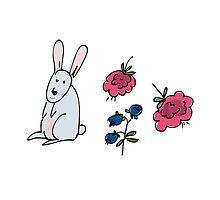 rabbit by Anna Philippova