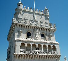 Belem Tower by presbi