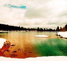 Duck Creek 3 hours earlier by steveberlin