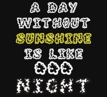 A Day Without Sunshine Is Like...Night by evahhamilton