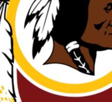 Washington Redskins Sticker