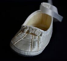 The Christening Shoe by kajo