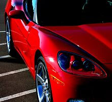 08' Chevy Corvette by HoltPhotography