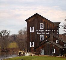 Frankenmuth Mill by cherylc1