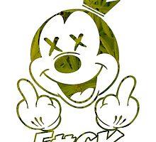 Fuck Green  by Monkeys Band