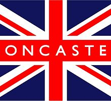 Doncaster UK Flag by ukedward