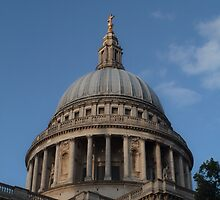 St Paul's Cathedral Dome by Claire Doherty