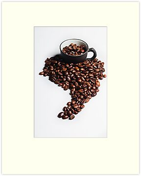 South American Coffee by Paul Clarke