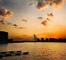 Beautiful Dusk @ Putrajaya by Steven  Siow
