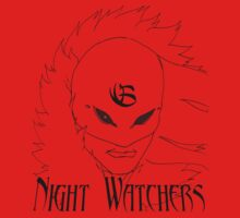 The Night Watchers Tee by Dcraze