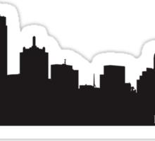 Dallas, Texas Sticker