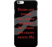 After Mr Grey...  iPhone Case/Skin