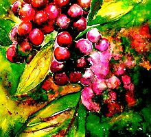 Autumn Berries... by ©Janis Zroback