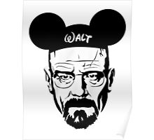 Walter Mouse Poster