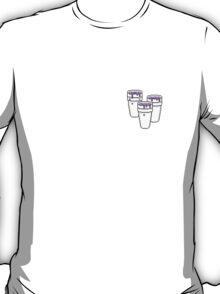 8 Bit Lean 3 Cups T-Shirt