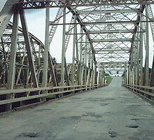 Old Bridge Lake Overholser by Paul Butler