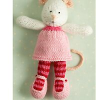 mary margaret birthday by bunnyknitter