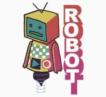 Robot by Derek Miranda