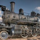 essex steam train by Bill Manocchio
