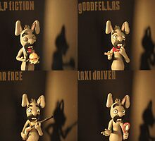 Hank Screen Shots from Animation by Laura McDonald