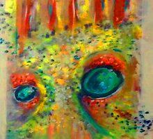 Bright Tree Man by Danni Lopez-Rogina