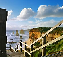 the Twelve Apostles by Edy Lianto