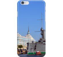 Russian Cruiser Aurora iPhone Case/Skin
