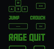 Gamer Controls by paulaxd