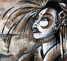 Geisha in Steam: The Hopefull Concubine by Barbora  Urbankova